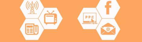 El choque entre la publicidad digital y la publicidad tradicional